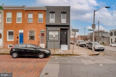 101 N Streeper Street, Baltimore, MD 21224 - #: MDBA533556