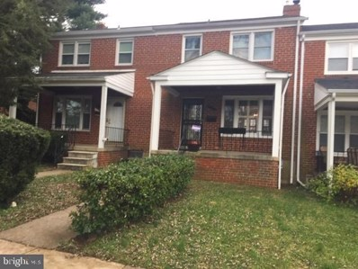 5235 Fredcrest Road, Baltimore, MD 21229 - #: MDBA533576