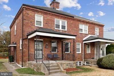 3339 Dolfield Avenue, Baltimore, MD 21215 - #: MDBA533586