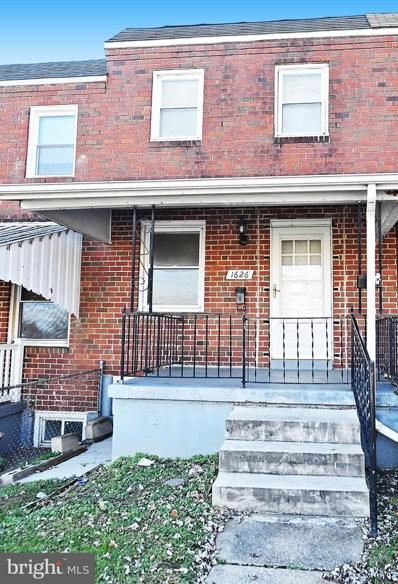 1626 Joplin Street, Baltimore, MD 21224 - #: MDBA533810