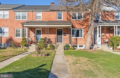 1512 Stonewood Road, Baltimore, MD 21239 - #: MDBA533938
