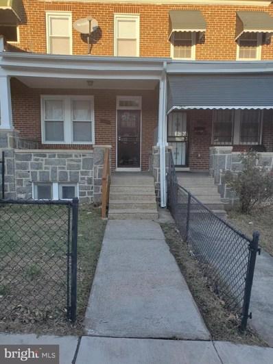 1608 Homestead Street, Baltimore, MD 21218 - #: MDBA533962