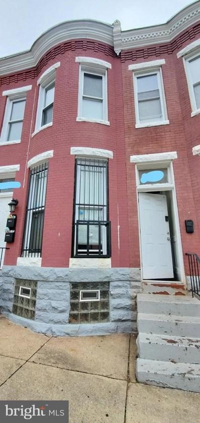 1815 N Pulaski Street, Baltimore, MD 21217 - #: MDBA533982