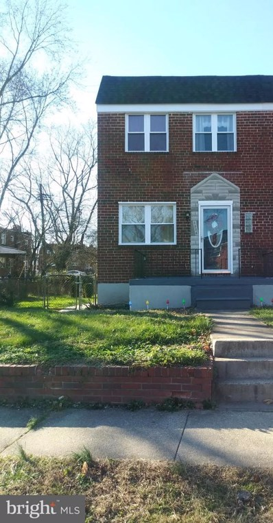 5324 Todd Avenue, Baltimore, MD 21206 - #: MDBA534030