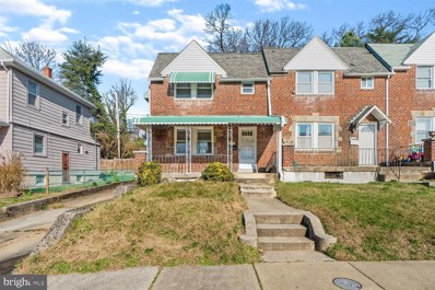 706 Radnor Avenue, Baltimore, MD 21212 - #: MDBA534110