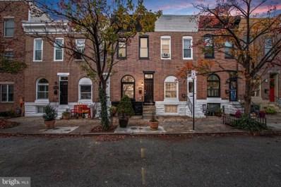 1824 Jackson Street, Baltimore, MD 21230 - #: MDBA534142