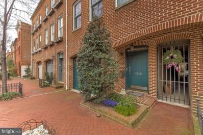 1715 Lancaster Street, Baltimore, MD 21231 - #: MDBA534190