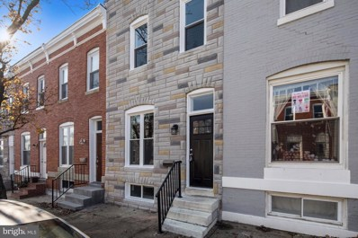 2638 Hampden Avenue, Baltimore, MD 21211 - #: MDBA534198