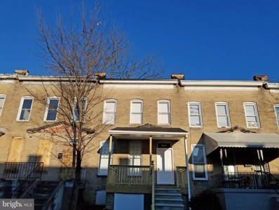 2840 Boarman Avenue, Baltimore, MD 21215 - #: MDBA534258