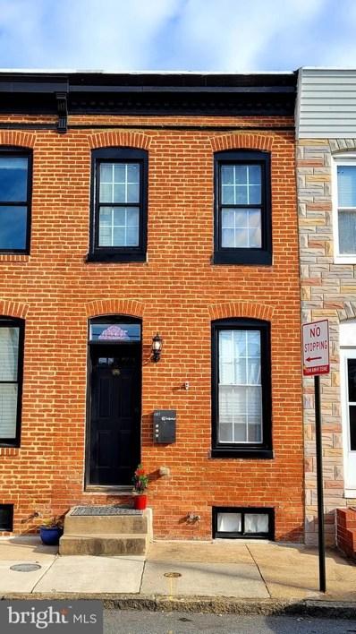 1807 Westphal Place, Baltimore, MD 21230 - #: MDBA534304