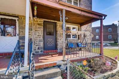 3847 Brooklyn Avenue, Baltimore, MD 21225 - #: MDBA534336