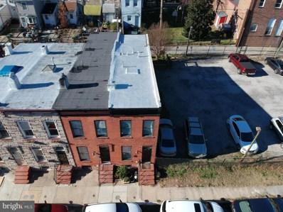 1414 Richardson Street, Baltimore, MD 21230 - #: MDBA534348
