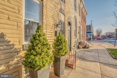 257 S Highland Avenue, Baltimore, MD 21224 - #: MDBA534370