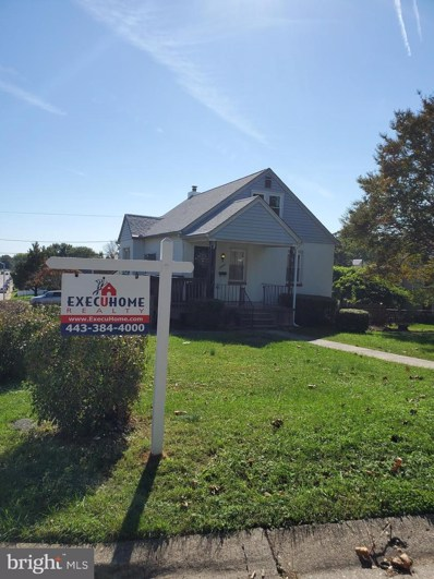4519 Parkmont Avenue, Baltimore, MD 21206 - #: MDBA534446
