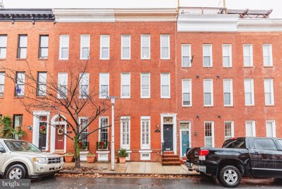 1310 William Street, Baltimore, MD 21230 - #: MDBA534472