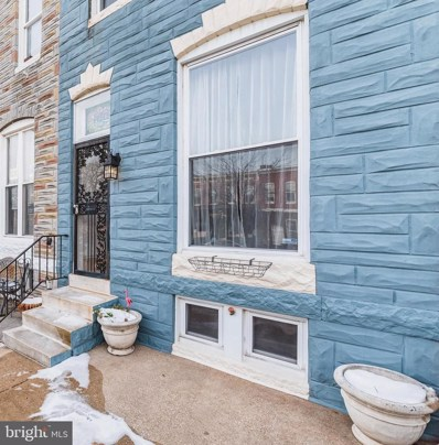 2806 Huntingdon Avenue, Baltimore, MD 21211 - #: MDBA534564