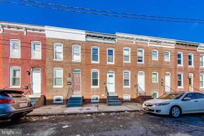 1434 Ward Street, Baltimore, MD 21230 - #: MDBA534646