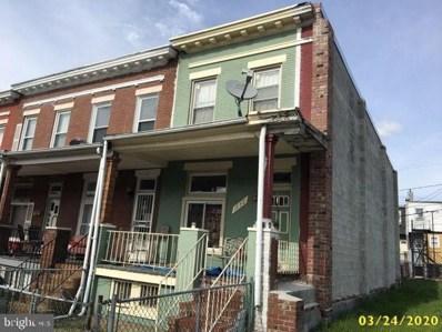 1772 Montpelier Street, Baltimore, MD 21218 - #: MDBA534754