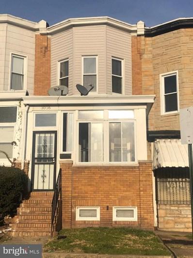 3036 Clifton Park Terrace, Baltimore, MD 21213 - #: MDBA534774