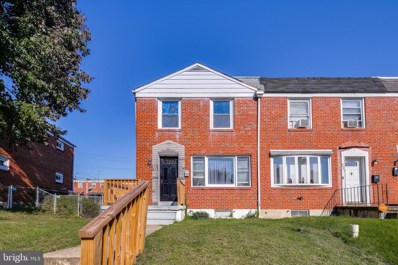5445 Whitwood Road, Baltimore, MD 21206 - #: MDBA534824