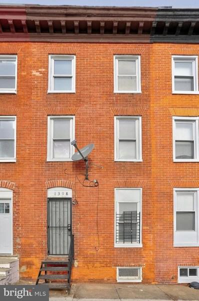1318 W Pratt Street, Baltimore, MD 21223 - #: MDBA534846