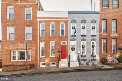 415 E Clement Street, Baltimore, MD 21230 - #: MDBA534870