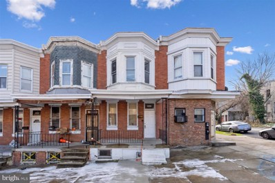 2945 Westwood Avenue, Baltimore, MD 21216 - #: MDBA534874