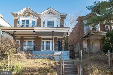 1405 Poplar Grove Street, Baltimore, MD 21216 - #: MDBA534908