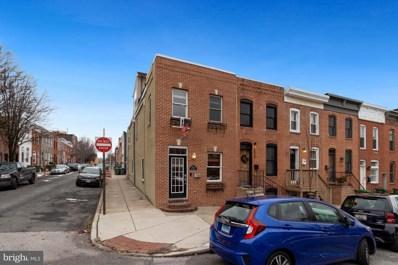 2522 Foster Avenue, Baltimore, MD 21224 - #: MDBA534944