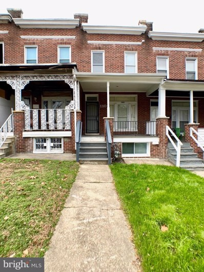 110 S Culver Street, Baltimore, MD 21229 - #: MDBA535010