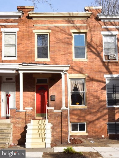 2512 E Chase Street, Baltimore, MD 21213 - #: MDBA535116