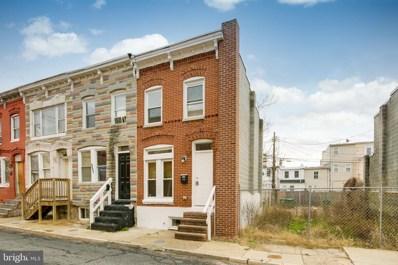 1137 Ward Street, Baltimore, MD 21230 - #: MDBA535132