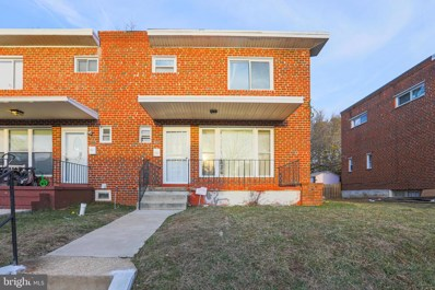 7004 Boxford Road, Baltimore, MD 21215 - #: MDBA535252