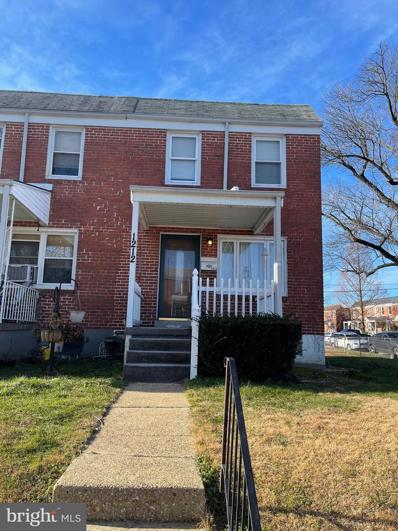 1212 Haverhill Road, Baltimore, MD 21229 - #: MDBA535406