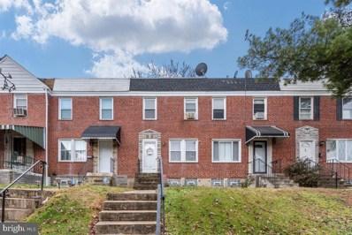3911 Balfern Avenue, Baltimore, MD 21213 - #: MDBA535466
