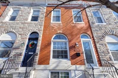 21 N Potomac Street, Baltimore, MD 21224 - #: MDBA535512