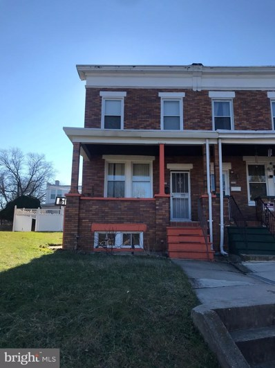 3335 Lawnview Avenue, Baltimore, MD 21213 - #: MDBA535538