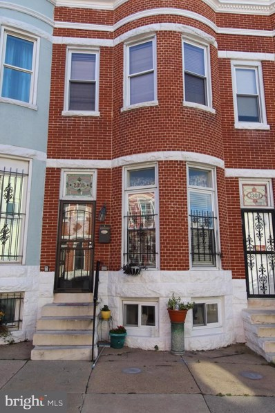 2303 Avalon Avenue, Baltimore, MD 21217 - #: MDBA535554