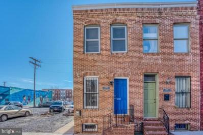 2209 Mullikin Street, Baltimore, MD 21231 - #: MDBA535588