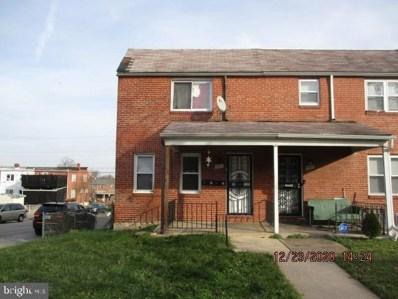 1431 N Potomac Street, Baltimore, MD 21213 - #: MDBA535590