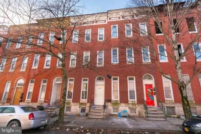 2024 Druid Hill Avenue, Baltimore, MD 21217 - #: MDBA535642
