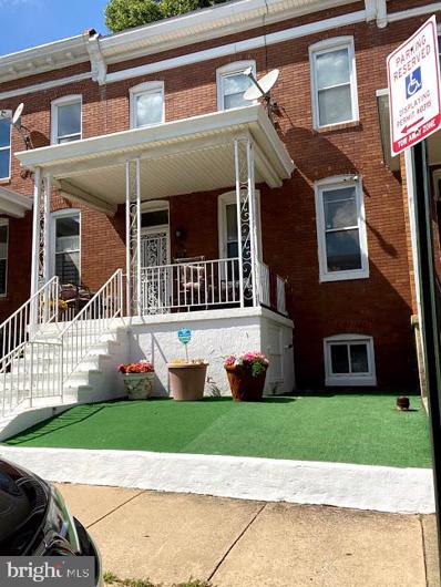 604 Melville Avenue, Baltimore, MD 21218 - #: MDBA535692
