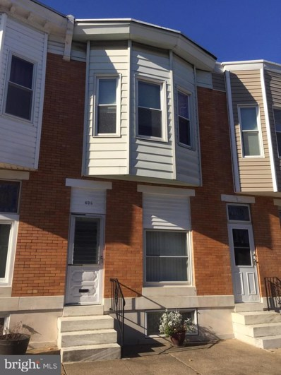406 S Macon Street, Baltimore, MD 21224 - #: MDBA535694