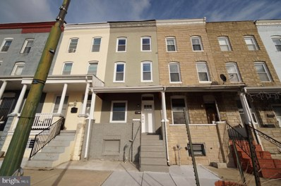 2827 Hampden Avenue, Baltimore, MD 21211 - #: MDBA535730