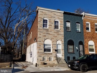 310 S Catherine Street, Baltimore, MD 21223 - #: MDBA535778