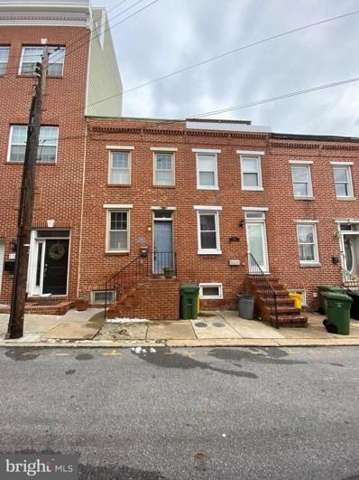 1729 William Street, Baltimore, MD 21230 - #: MDBA535824