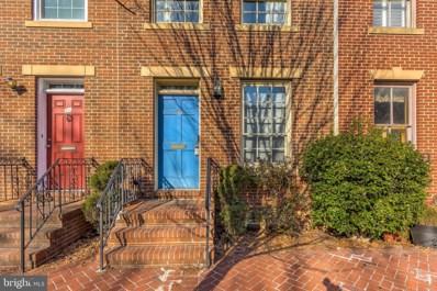 26 E Montgomery Street, Baltimore, MD 21230 - #: MDBA535986