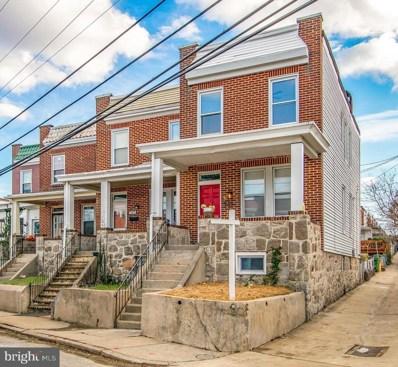 1307 W Old Cold Spring Lane, Baltimore, MD 21209 - #: MDBA536004
