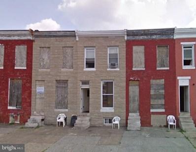 1939 N Collington Avenue, Baltimore, MD 21213 - #: MDBA536012