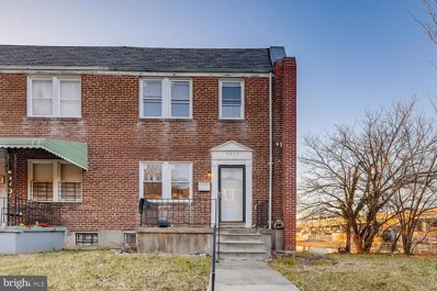 4012 Bareva Road, Baltimore, MD 21215 - #: MDBA536040